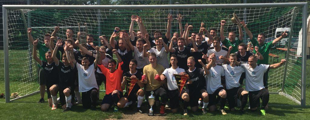 Triple-Meister TSV Zweiflingen 2018