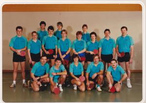Unser Verein in 1991