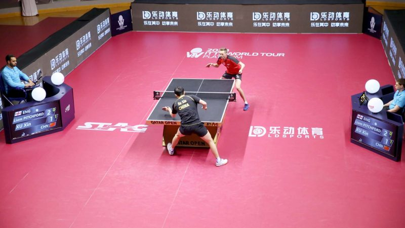 Socially Awesome: The best of ITTF World this week!