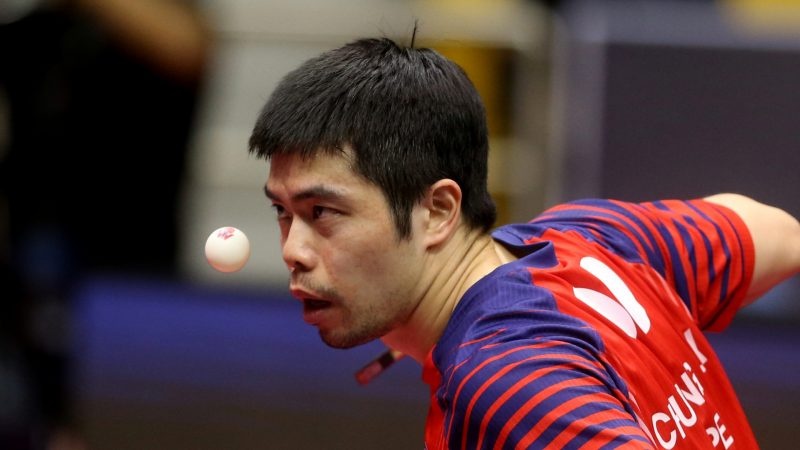 Chuang Chih-Yuan topples another Japanese talent to reach last eight