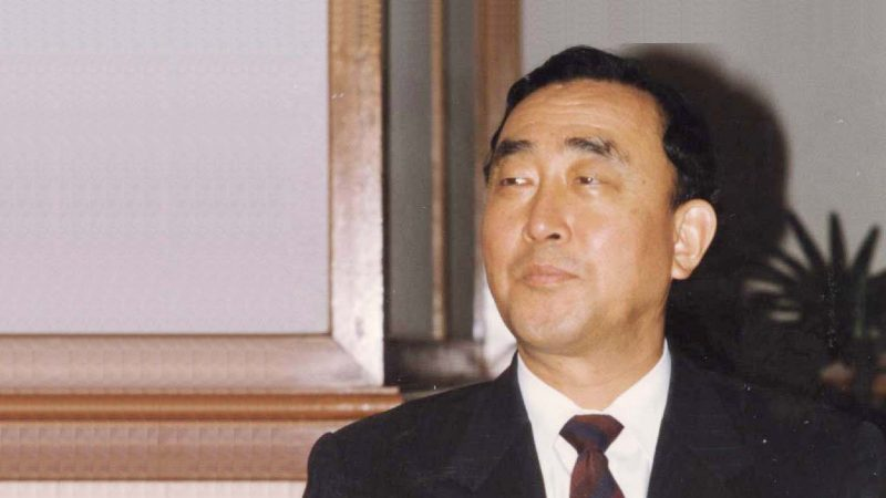 Han Sangkook, respected worldwide, passes away