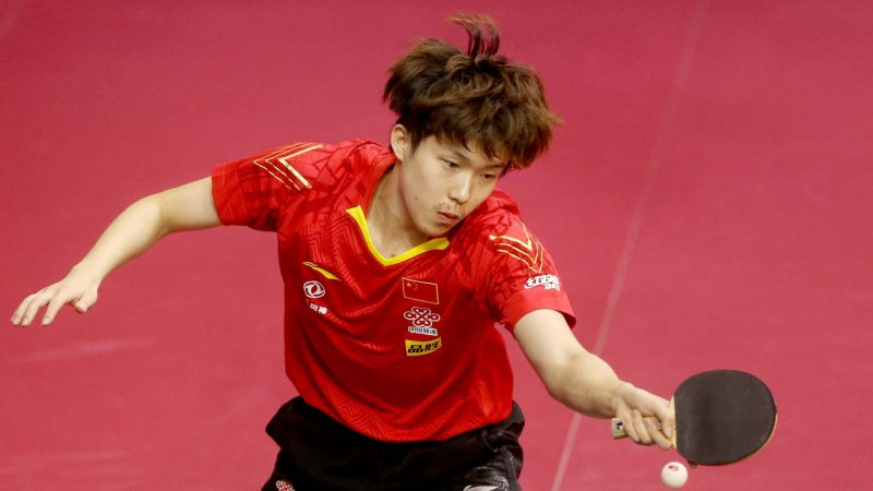 Man for the big occasion, Wang Chuqin proves the point, beats Ma Long