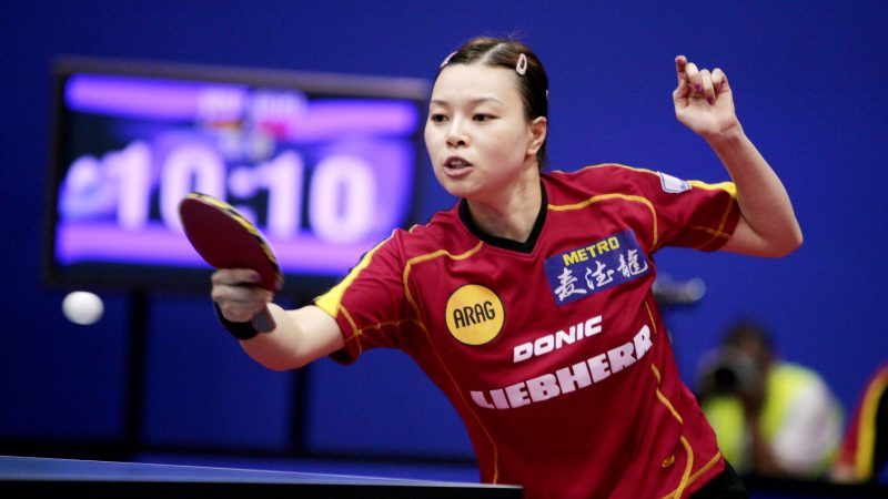 Wu Jiaduo, the challenger – International Table Tennis Federation