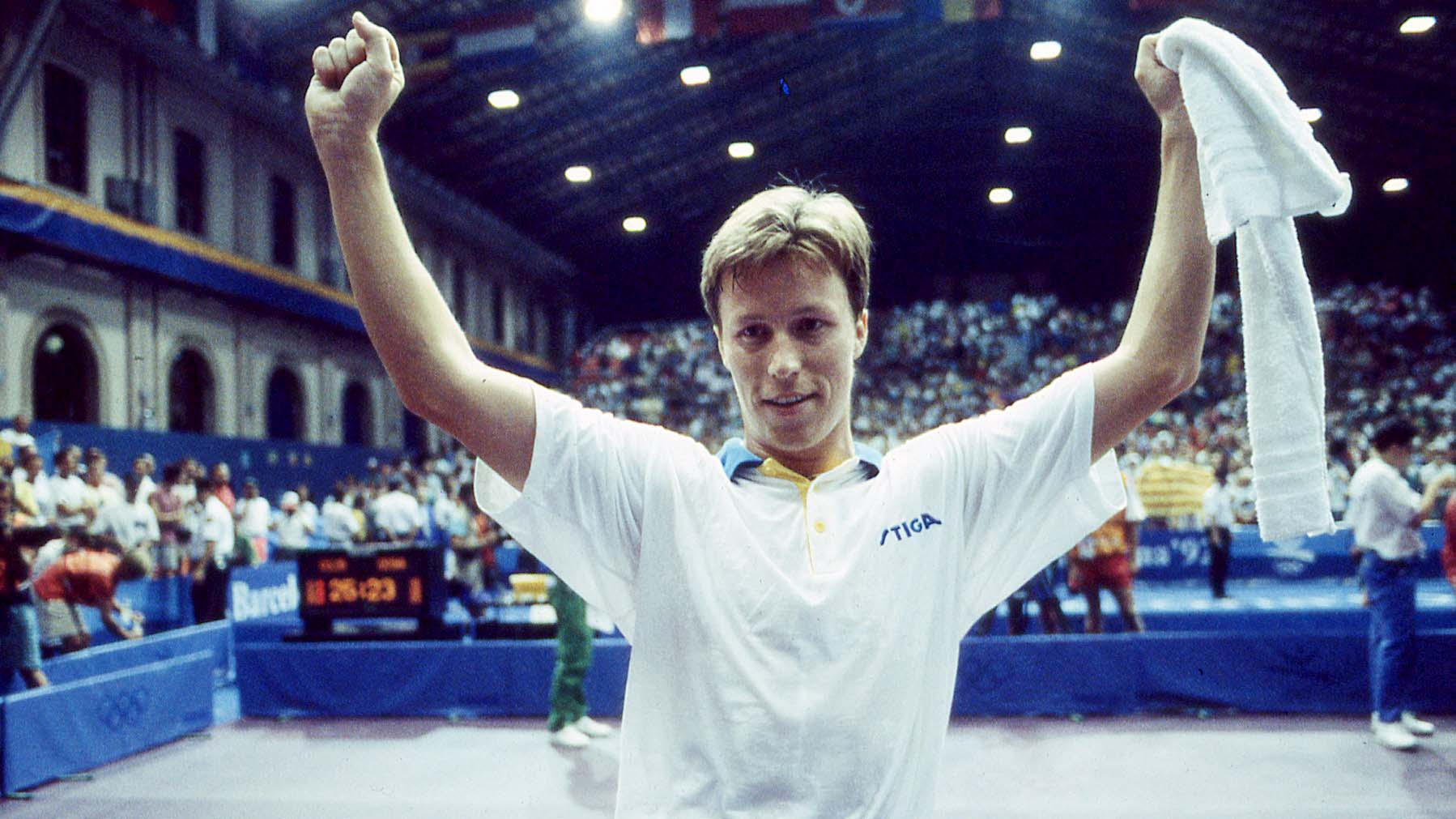 Jan Ove Waldner: The Mozart of table tennis