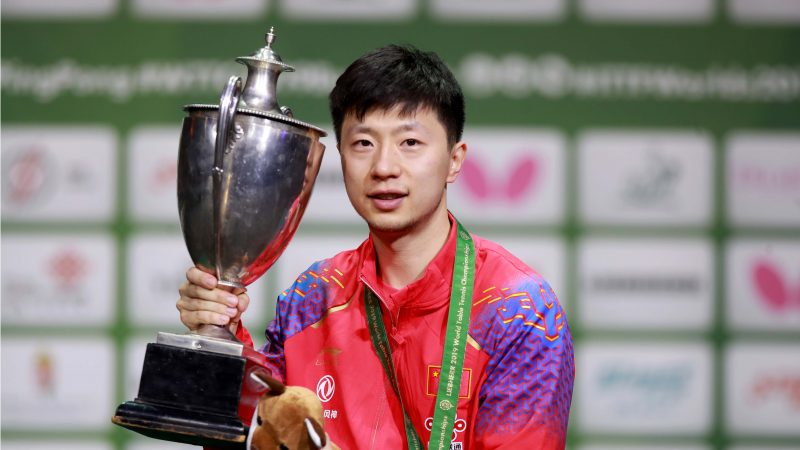 Return to Budapest: Ma Long for third time