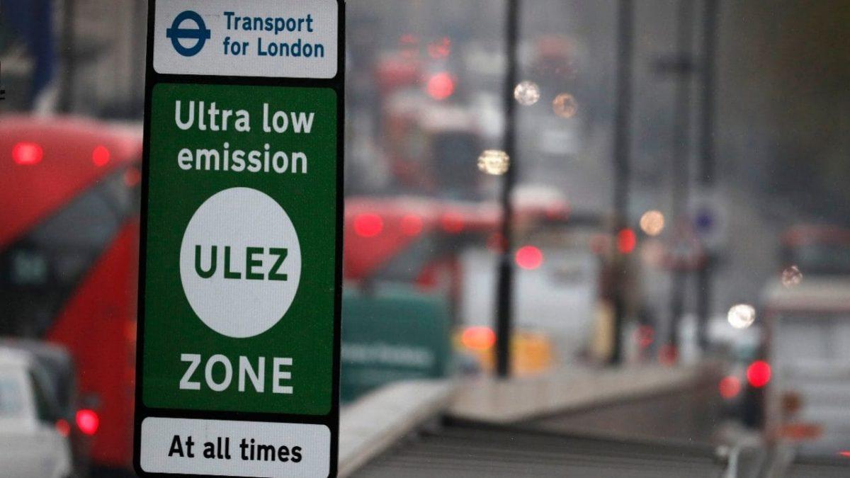 Businesses Not Prepared for London ULEZ | TT-Matics Vehicle Tracking
