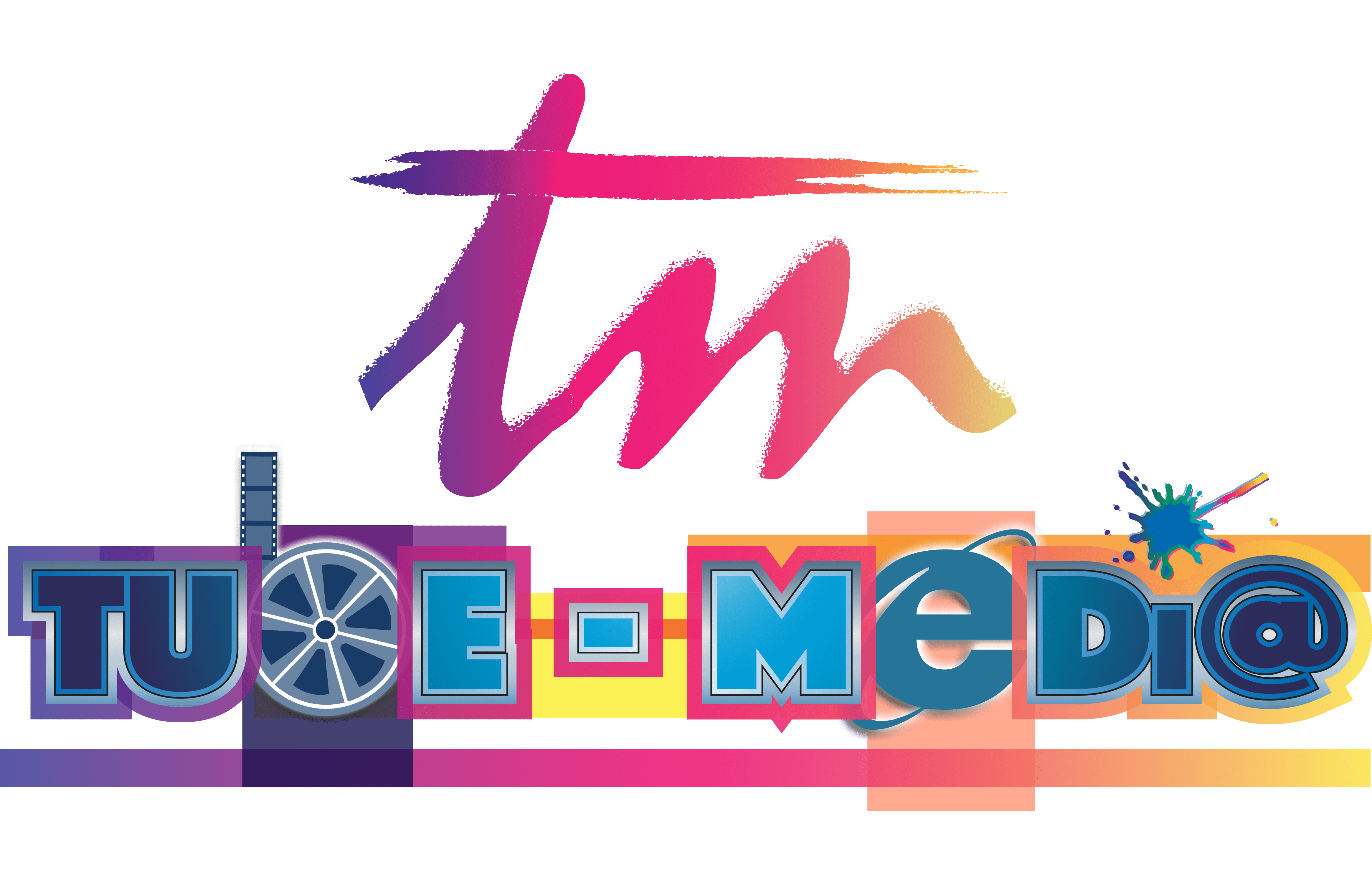 Tube-Media Logo PNG