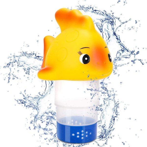 Floating dispenser
