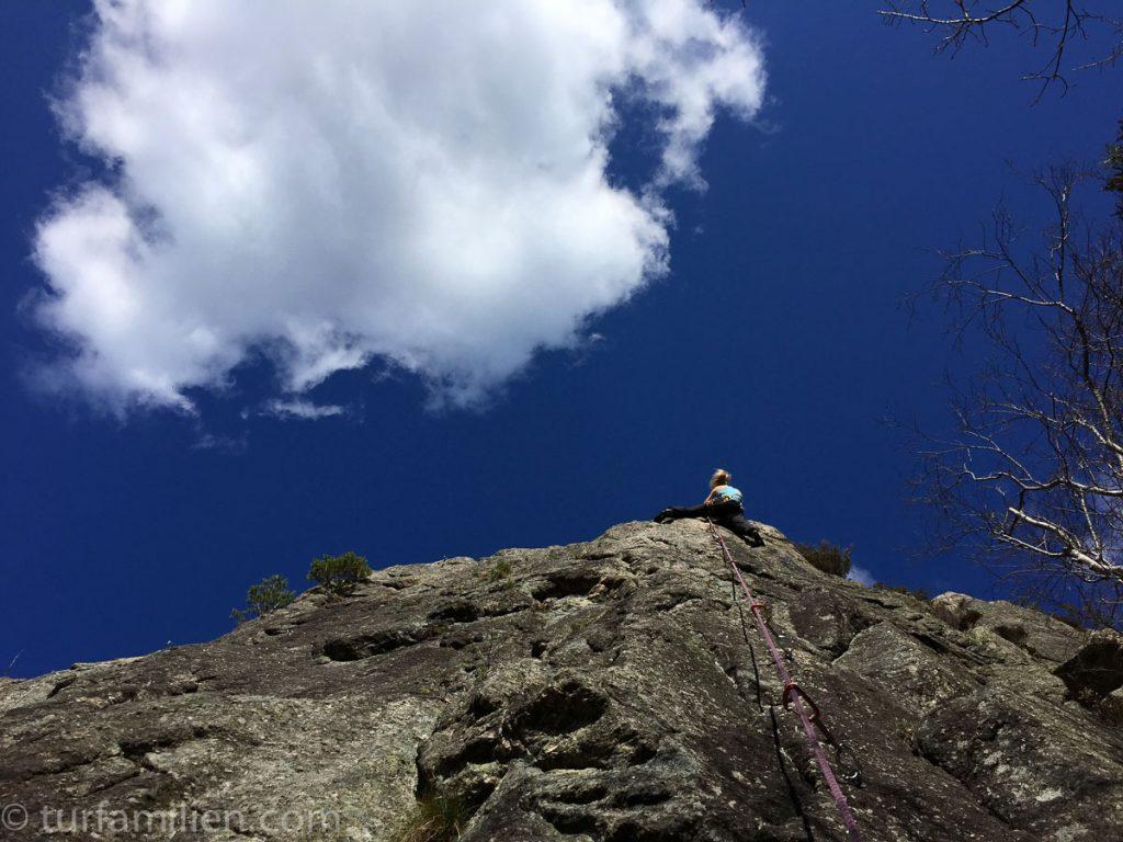 klatring på dale
