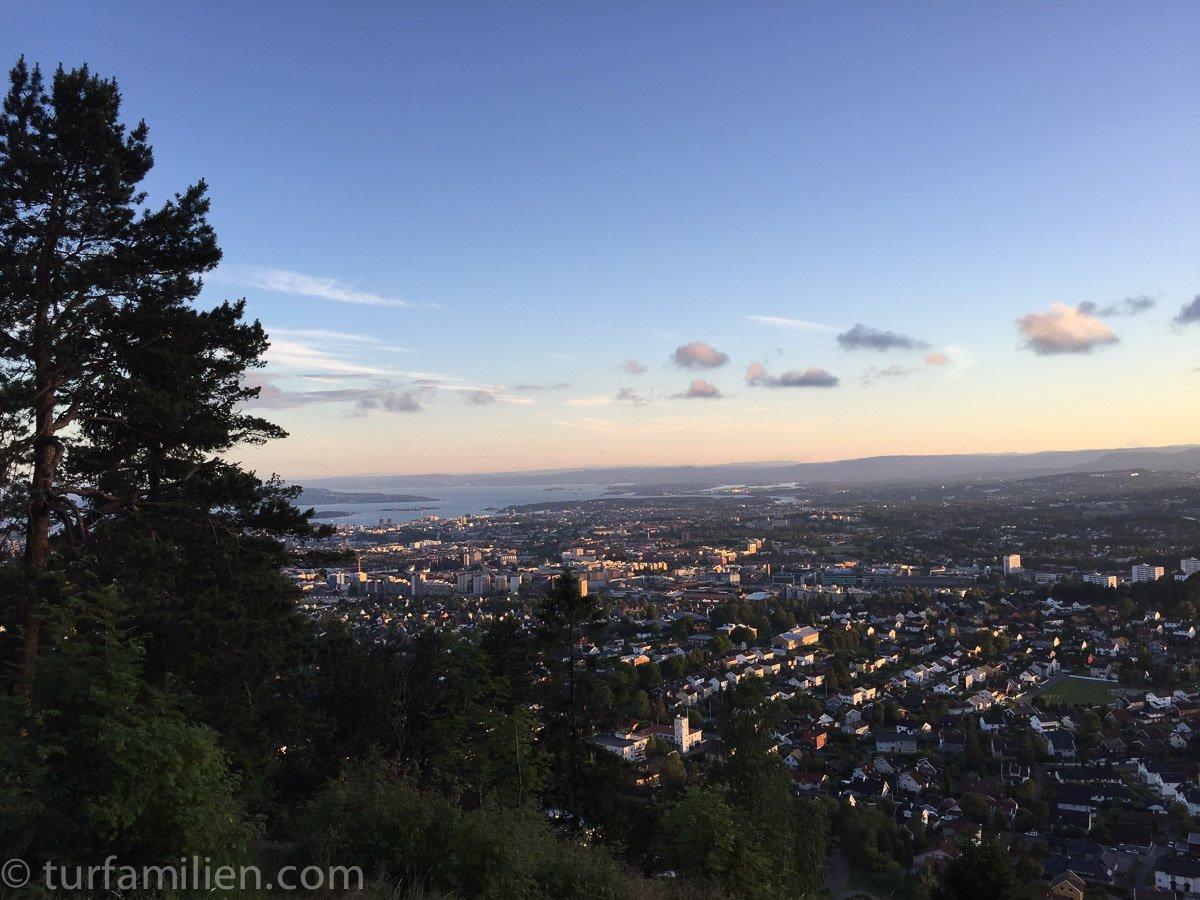 3 teltplasser rundt Oslo på 3 netter | Turfamilien