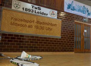 Badminton Aschaffenburg