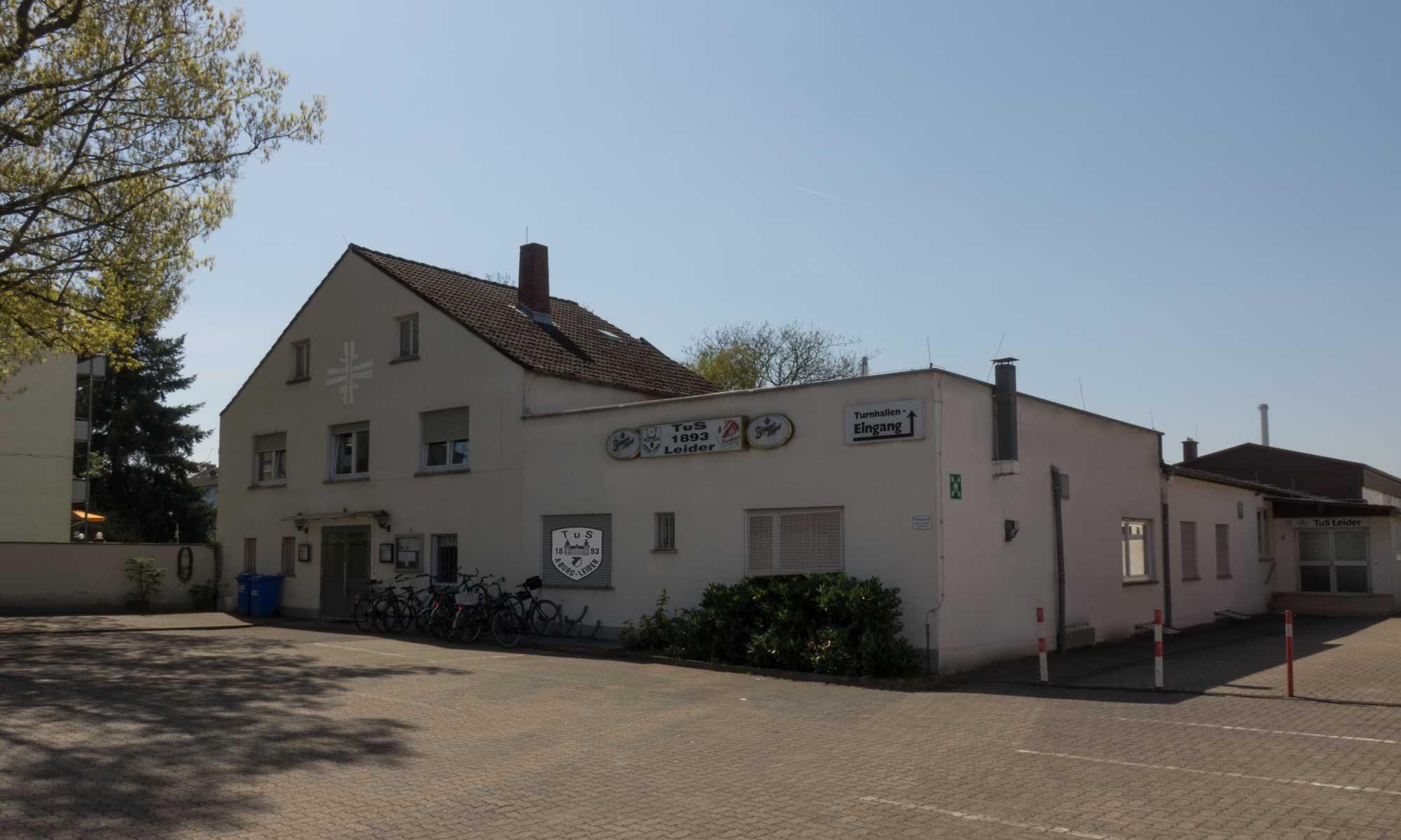 TuS 1893 - Aschaffenburg-Leider