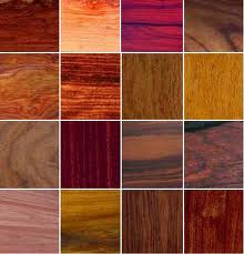 Dime de que madera eres y te dire como suenas…