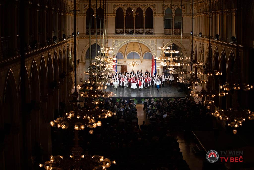 Koncer Lado u Wiener Rathaus Großer Festsaal