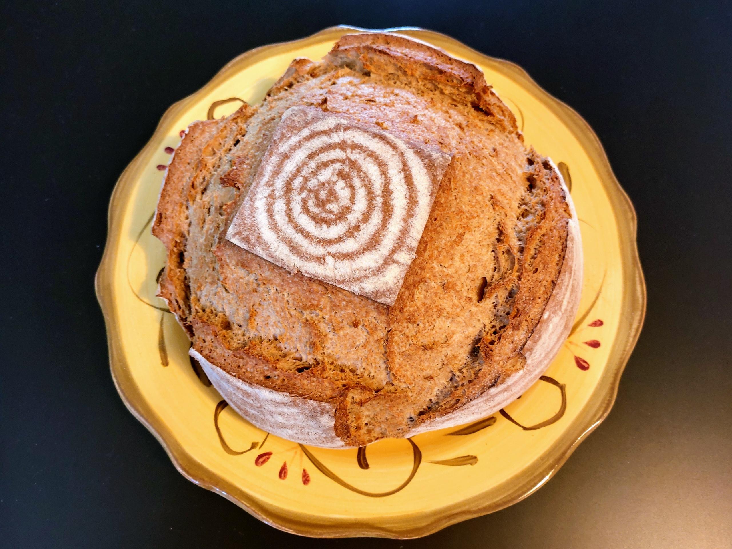 Pirov kruh od lažnog kiselog tijesta