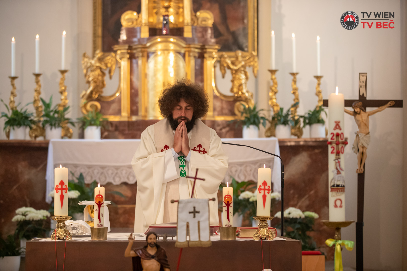 LIVE prijenos svete mise