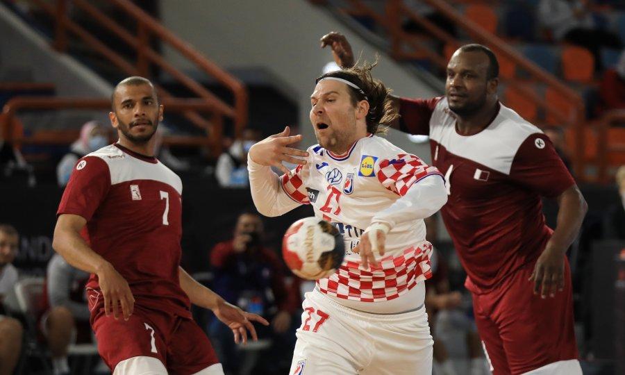Važna pobjeda! Hrvatska u rukometnom ratu dugo lomila i na kraju slomila neugodni Katar te ostala u igri za velike stvari na SP-u