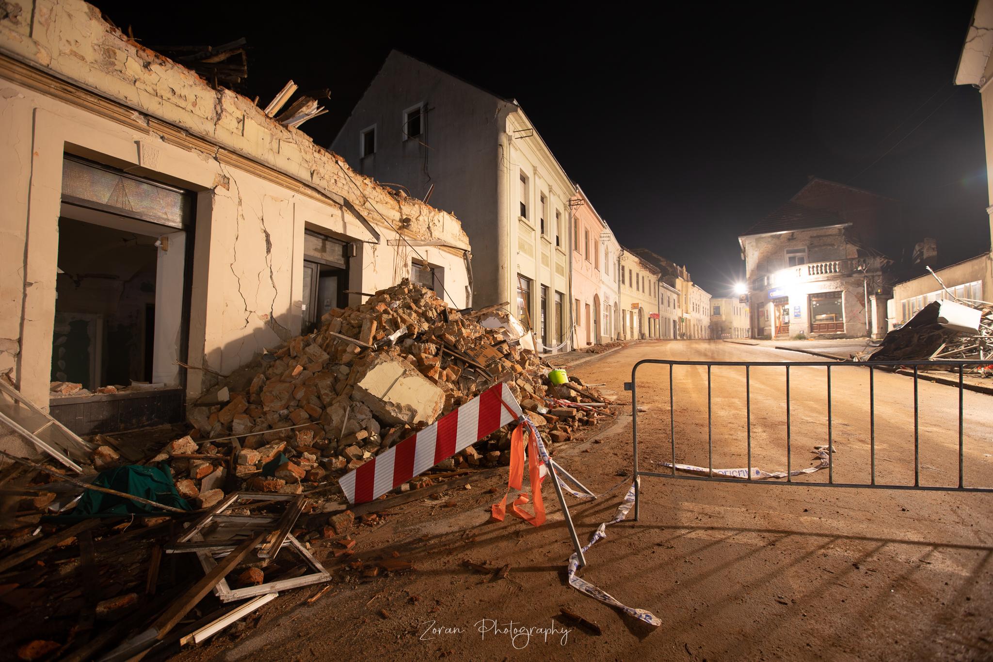 Pomoć za stradale u potresu , put za Glinu i Petrinju – 13.03.2021
