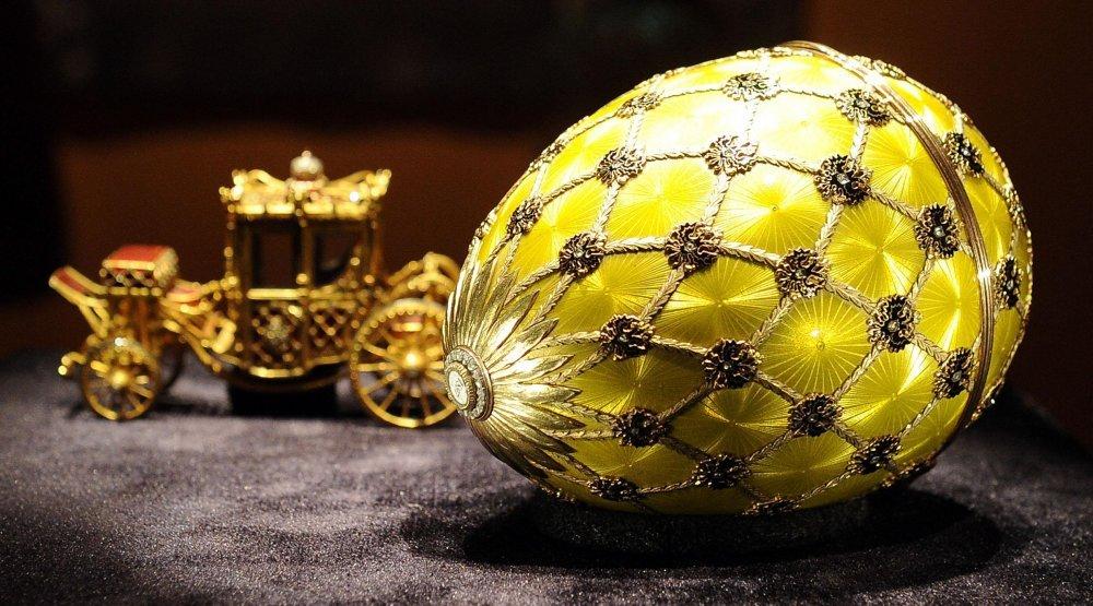 Fabergéova jaja u središtu skandala: Stručnjak optužio ugledni muzej da izlaže lažnjake