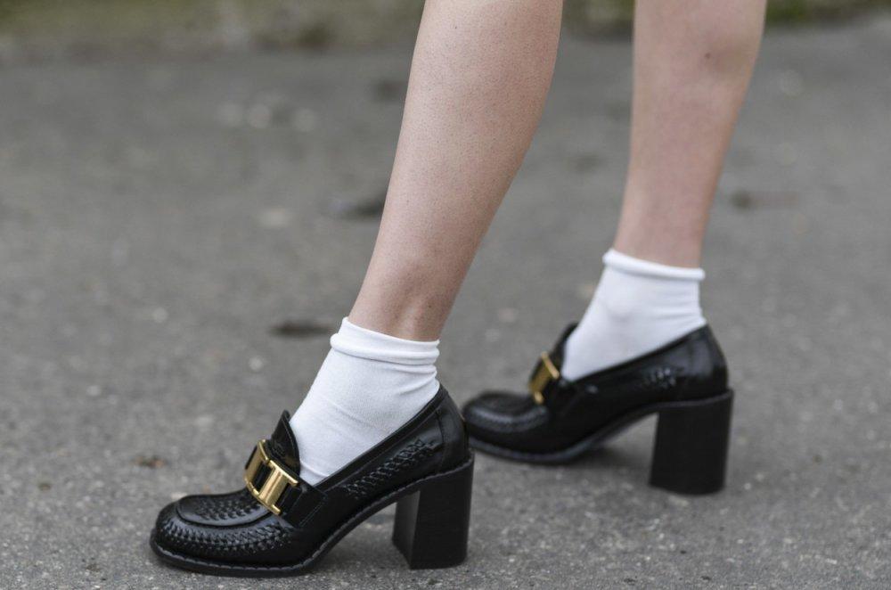 Bijele čarape više se ne skrivaju: Nekada su bile predmet sprdnje, a danas su glavne zvijezde stajlinga