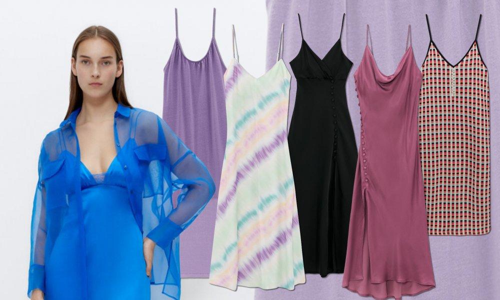 Modni klasik iz 90-ih koji se isplati imati u ormaru: Izdvojili smo najljepše modele popularnih haljina iz aktualne ponude