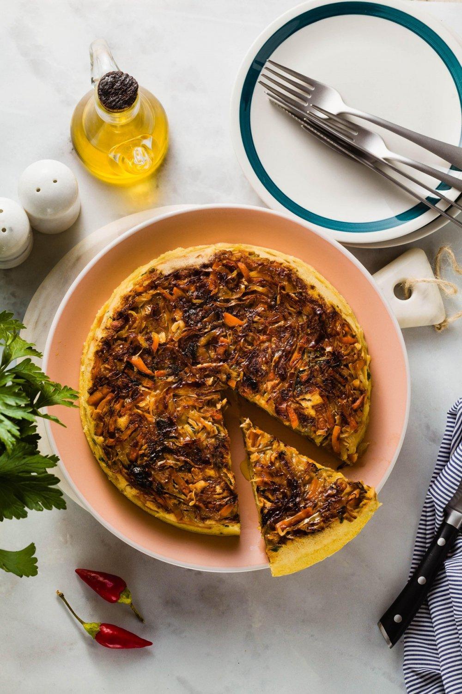 Idealan za uskršnji stol: Brzi tart od mladog luka i jaja oduševit će vas svojom jednostavnošću pripreme