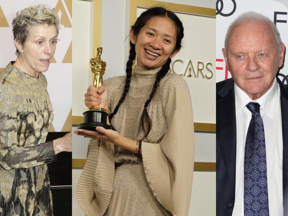 Sasvim opravdano: Oscari otišli u ruke 'Zemlje nomada', Anthonyja Hopkinsa i fantastične Frances McDormand