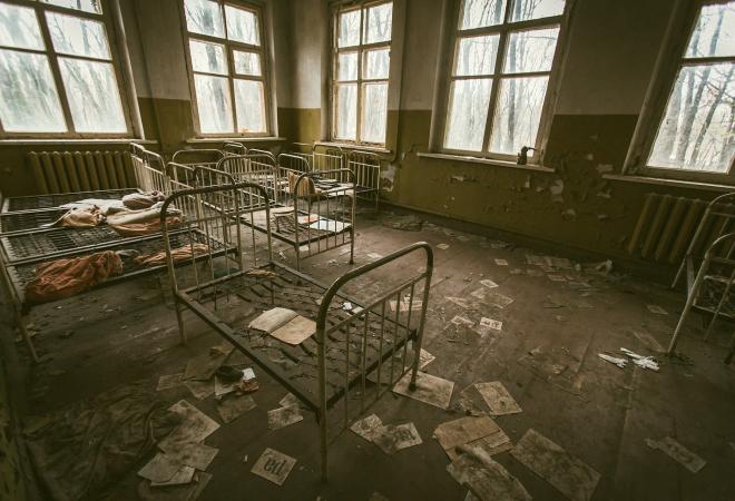 APOKALIPTIČNE SCENE: 35 godina nakon černobilske katastrofe ovako izgleda grad duhova, tu nitko ne smije živjeti još stoljećima