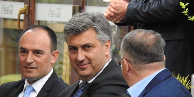 Plenković: Ljevičari šutjeli na Milanovićeve uvrede meni, a plaču kad ih napada Škoro
