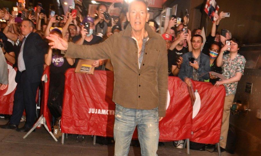 Bruce Springsteen otvorio Broadway: 'Nisam se samo probudio, sjeo na motocikl i rekao da idem u zatvor, trebalo je ponešto i napraviti'