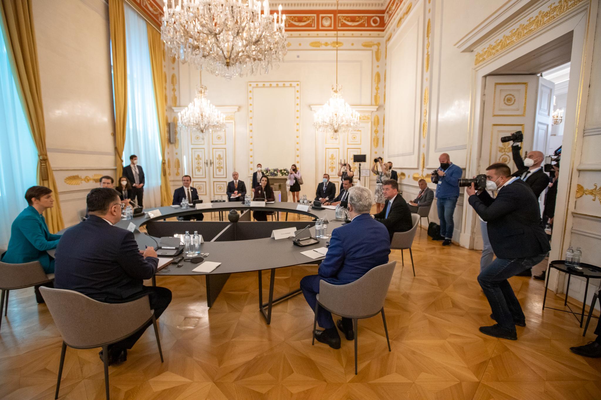 Summit zapadni Balkan