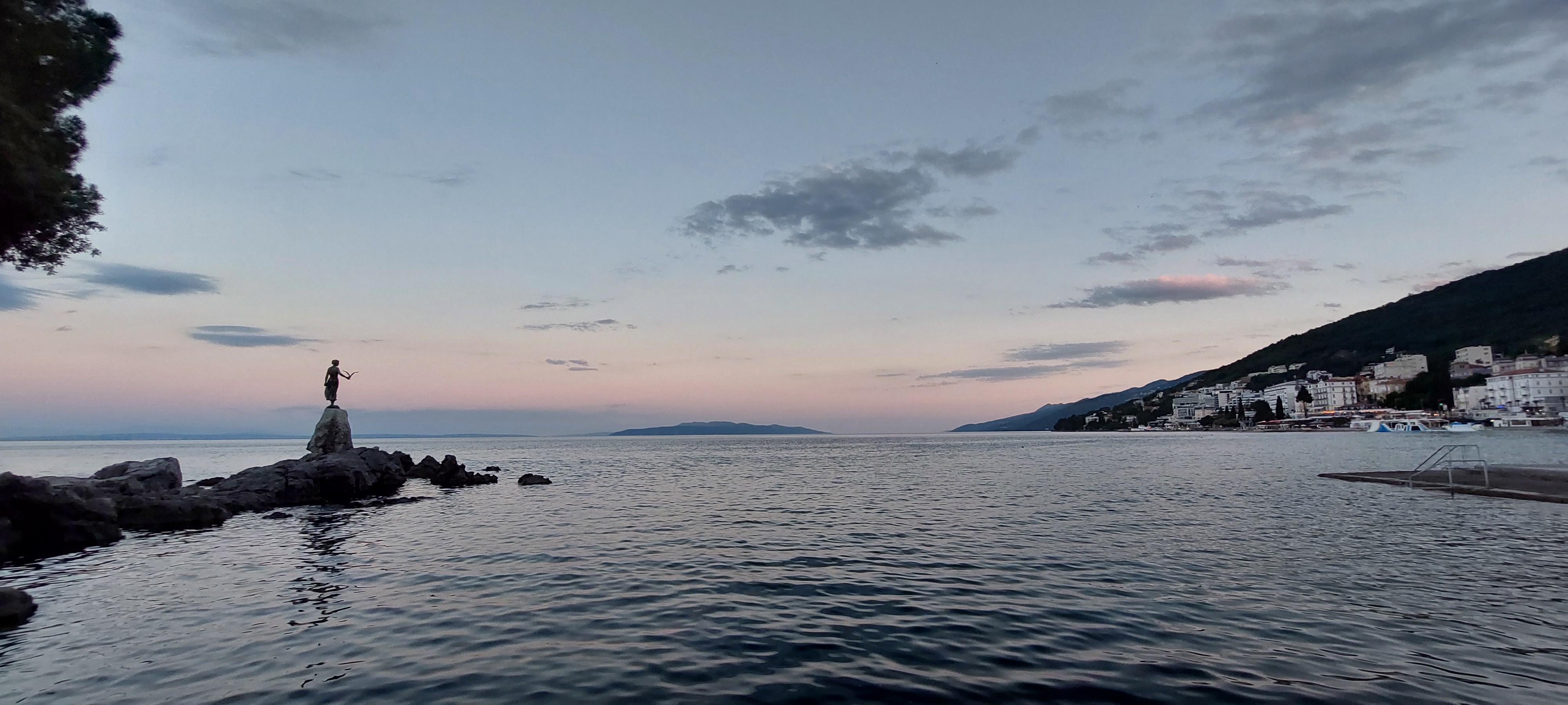 Hrvatska obala više nije zelena na europskoj epidemiološkoj karti