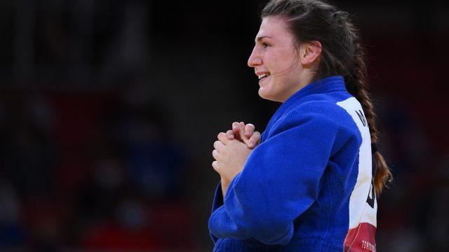 Judo: Michaela Polleres osvojila srebrnu medalju za Austriju