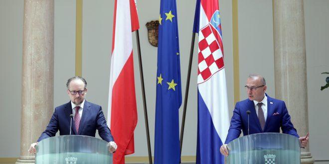 Schallenberg izrazio žaljenje zbog Inzkove odluke o kažnjavanju negiranja genocida