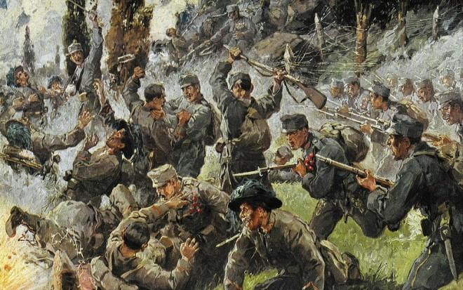 Nakon Austro-Ugarske objave rata Srbiji započeo Prvi svjetski rat – 1914.
