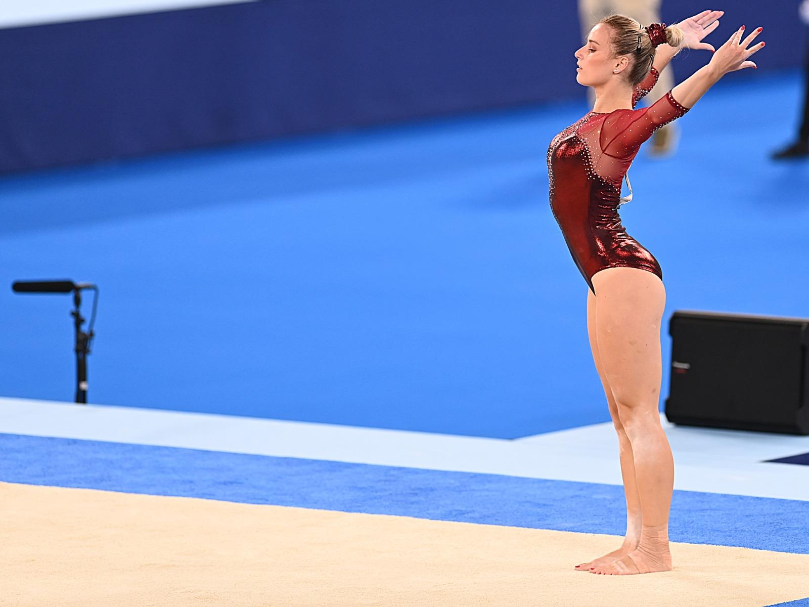 Ana Đerek završila svoj nastup na Olimpijskim igrama; hrvatska gimnastičarka ipak nije izborila nastup u finalu po spravama