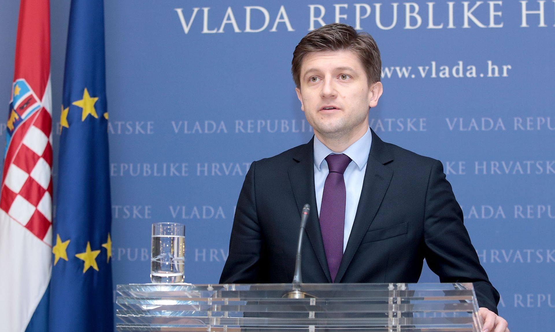 'BIT' ĆE PARA' MINISTAR MARIĆ O RASTU BDP-A: 'Ostvareni rast je viši nego što smo očekivali'. Rekao je i što će biti s covid potporama