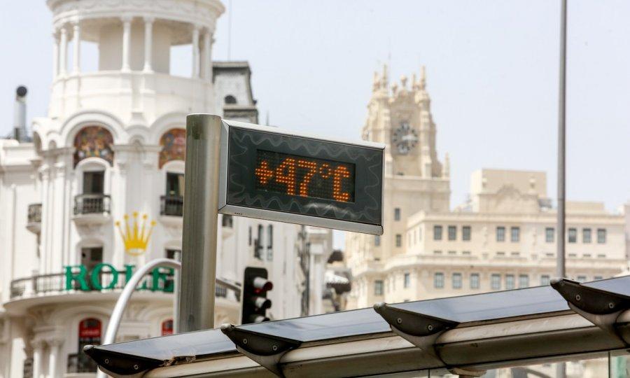 Svjetski meteorolozi upravo vijećaju je li temperatura od 48,8 stupnjeva naviša ikad izmjerena, a znate li koliko je najviše zabilježeno u Hrvatskoj?