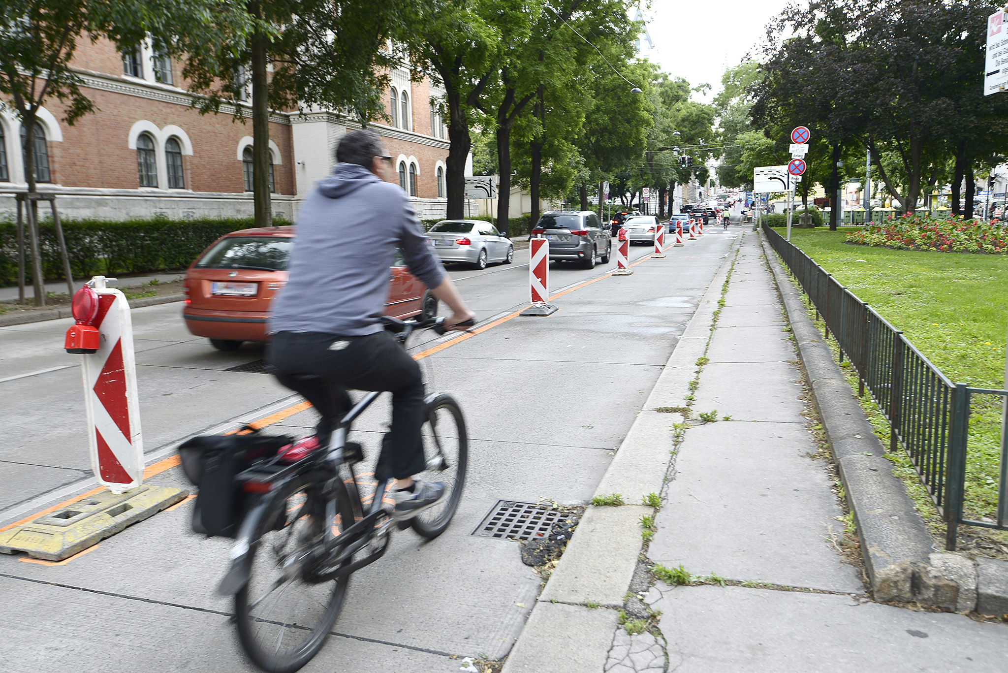 Beč bilježi rekordan broj biciklista