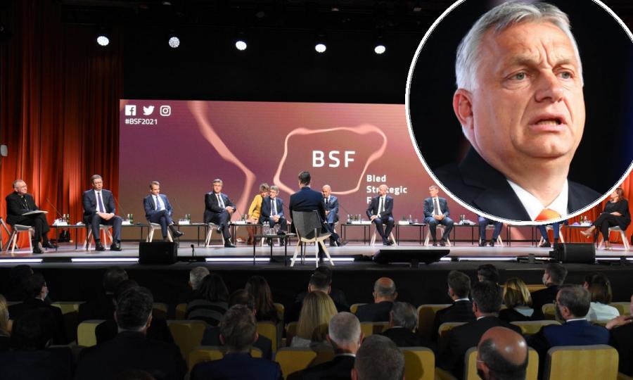 Orban na Bledskom forumu: Srbija je ključna država za europsku sigurnost i identitet