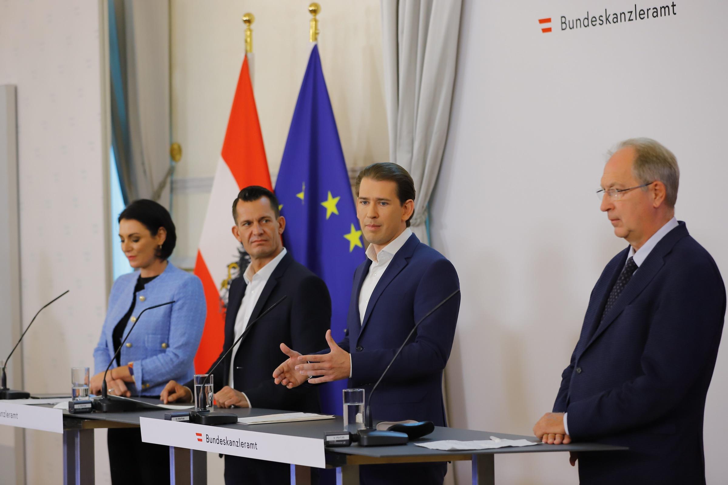 Austrija od 15. rujna uvodi ograničenja za necijepljene. Kurz: Odgovor mora biti cijepljenje, a ne lockdown