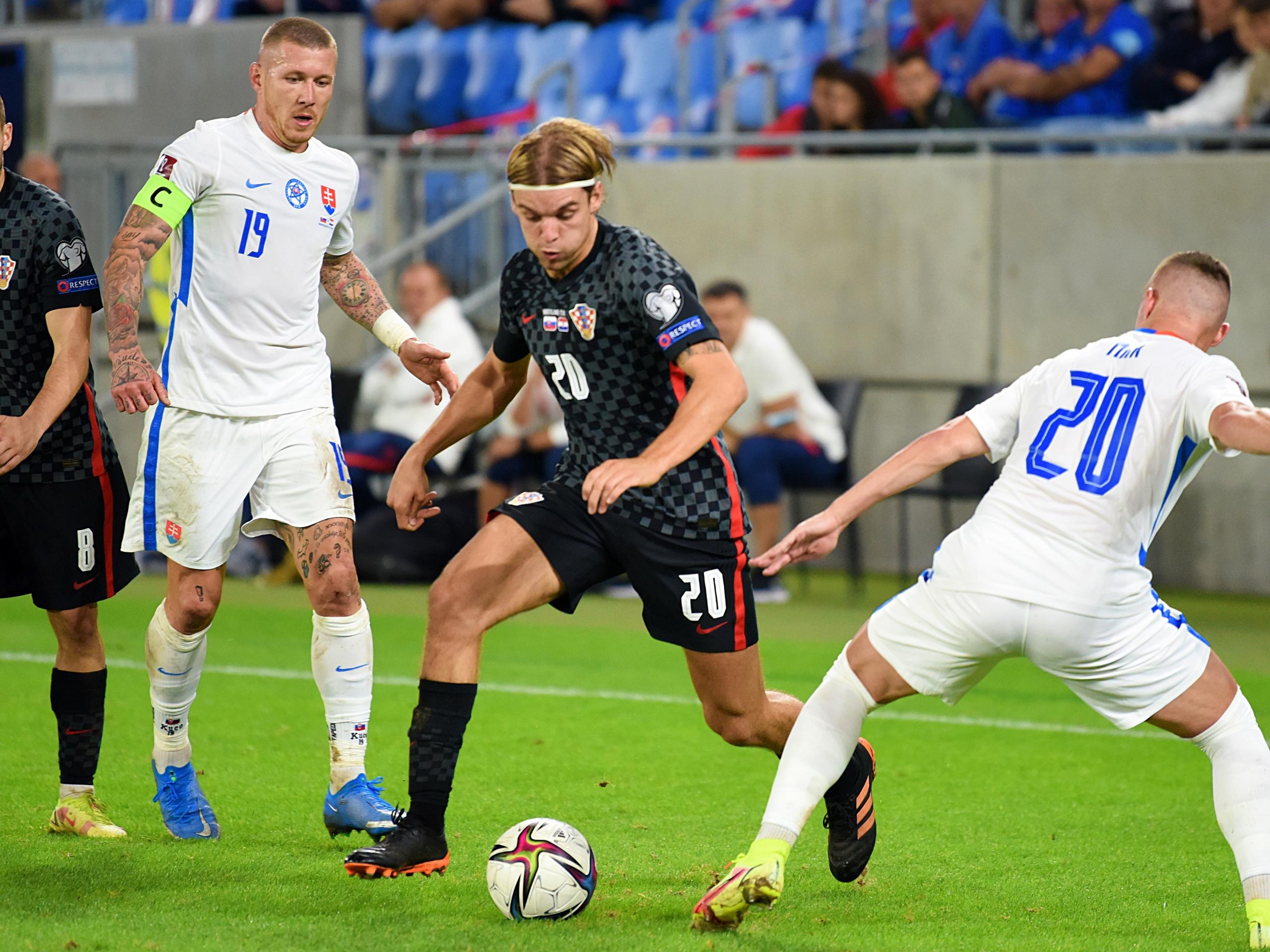 Kvalifikacije za SP 2022.: Rezultati subotnjih utakmice i stanja na ljestvicama