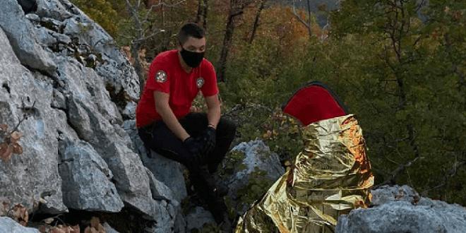 Nakon brze i opsežne potrage kod Međugorja pronađena nestala Austrijanka