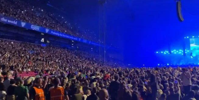 UKINULI SVE MJERE: Dan kasnije organizirali koncert – došlo 50.000 ljudi