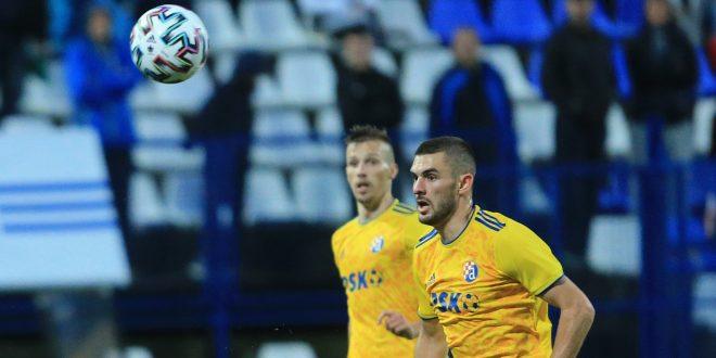 VELIČANSTVENA POBJEDA U GOSTIMA: Dinamo u sjajnoj utakmici nadvisio Genk, strijelci Petković (2) i Ivanušec (1)
