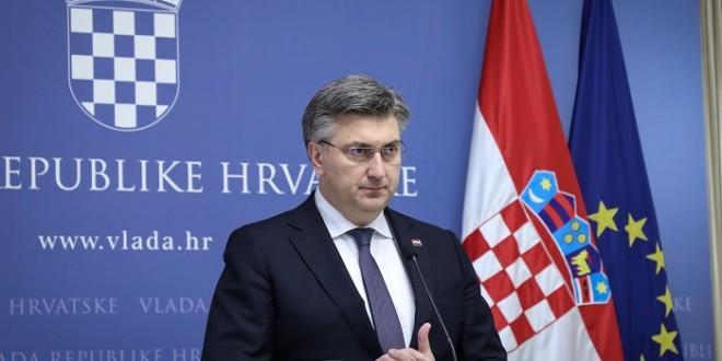 Plenković: Netočne i bezobrazne su usporedbe po kojima se u Austriji, za razliku od Hrvatske odmah podnosi ostavka