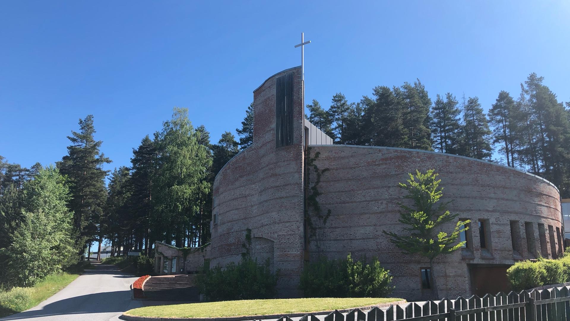 Gudstjeneste fra Åmot kirke 14.06.2020