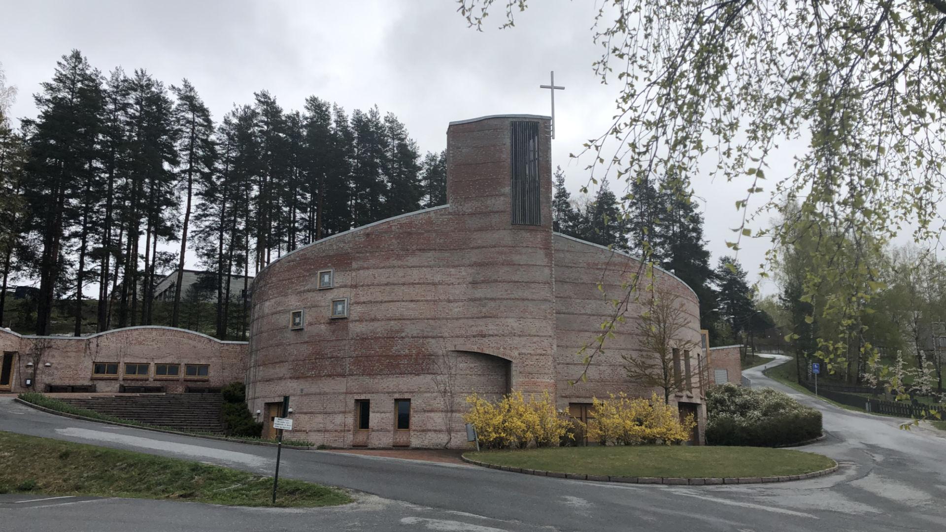 Gudstjeneste fra Åmot kirke 01.05.2020