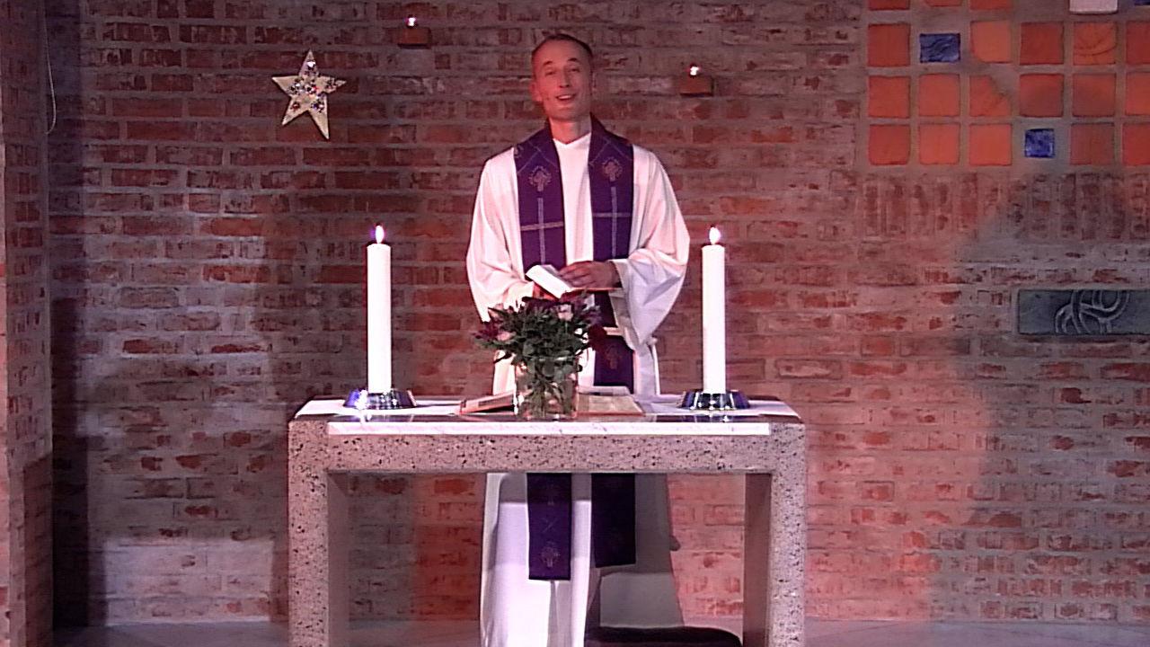 Gudstjeneste fra Åmot kirke søndag 24.01.2021