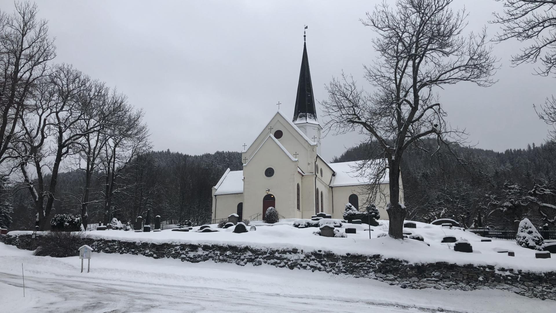Gudstjeneste fra Heggen kirke 21. februar 2021